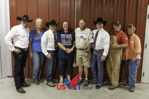 Myers Jackson Auctioneer for USVET FUND