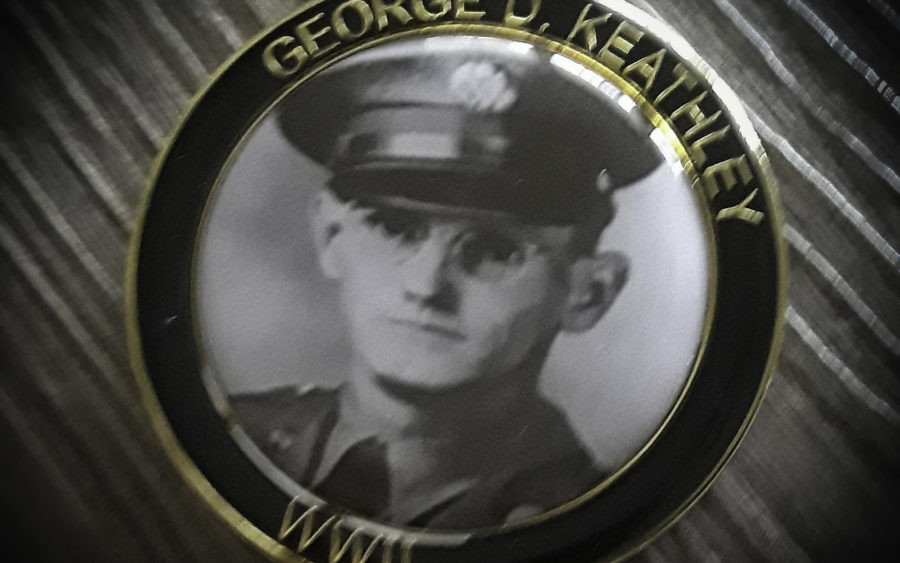 MOH George Keathley, Odessa Texas Stand in Honor