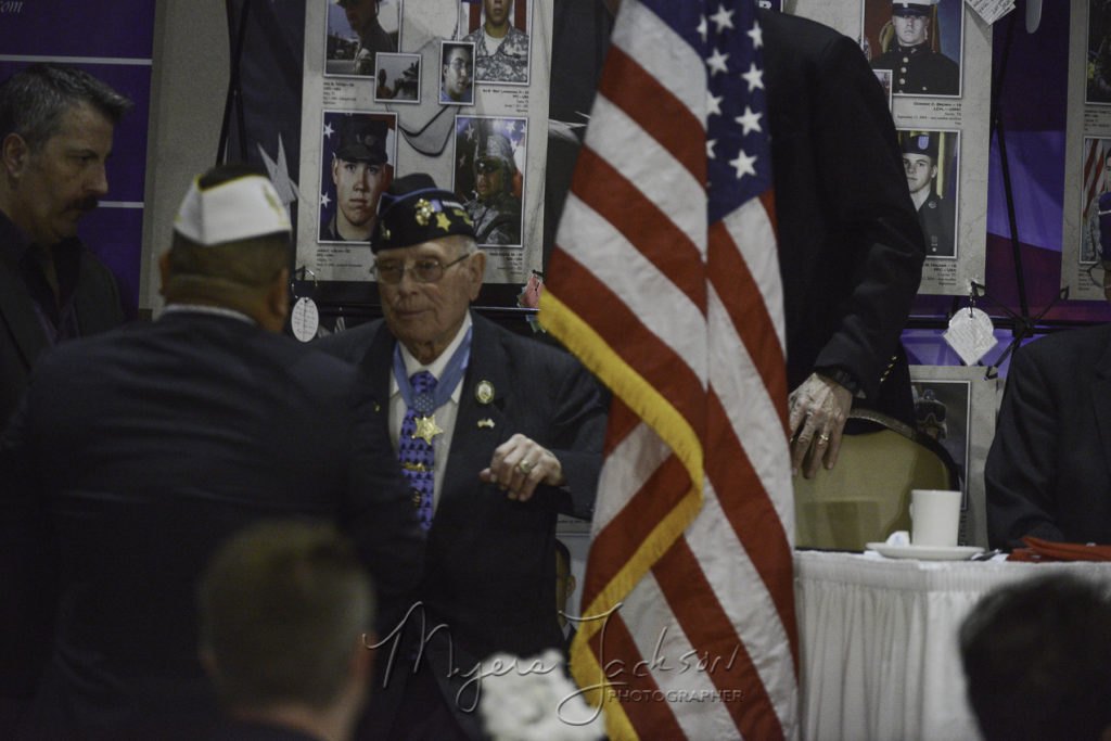 Medal of Honor Recipients Honored in Odessa