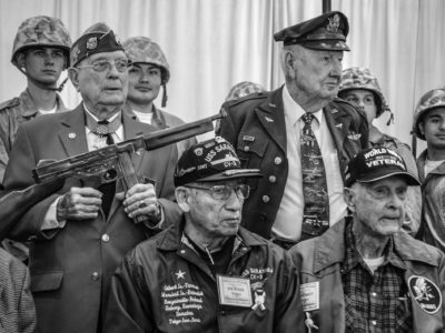 Iwo Jima Survivors Reunion