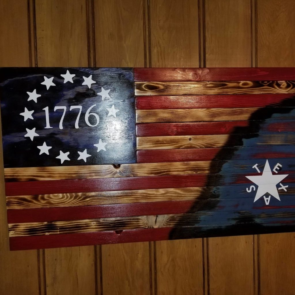 Flags for Vets Auction Fundraiser