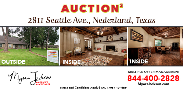 homes for sale in Texas under 150k, Jefferson County, TX, Golden Triangle Region, Nederland, TX, TX Real Estate Agent, Myers Jackson America's Auctioneer