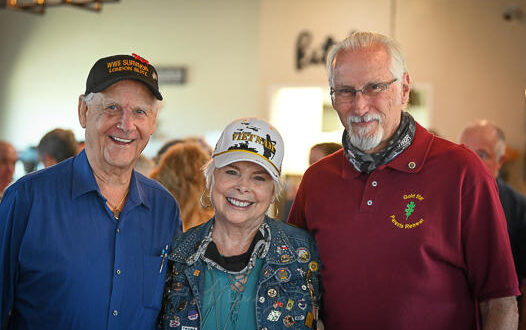 Veterans Book Signing at Texas Flip and Move May 2021 Watch Party