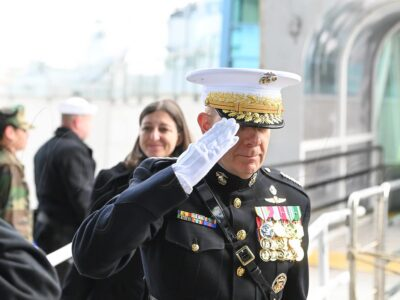 Woody's Salute A Tribute to the Nation's Last Living MOH Recipient of WWII